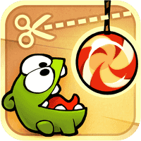 Answer cut the rope